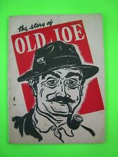 WWII BOOKLET...' OLD JOE ' ...sex safety,prostitutes