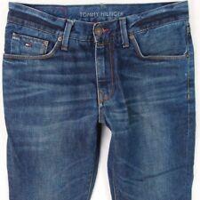 Mens Tommy Hilfiger MERCER Straight Blue Jeans W32 L32