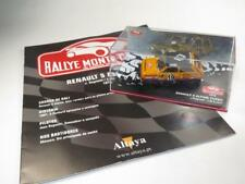 1/43 Diecast RENAULT 5 ALPINE Rallye Monte Carlo RAGNOTTI 1978 ALTAYA /Booklet
