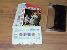 GREYHOUNDS - COUNTRY SONGS & HONKY TONKS / KOCH-MC (TAPE, CASSETTE) 1989