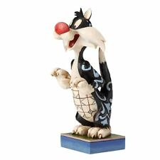Official Licensed Looney Tunes Jim Shore Sylvester 'Predatory Puddy Tat' Figure