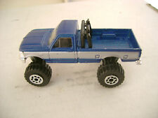 MATCHBOX SUPERFAST #65 BLUE FORD F-150 PICKUP MONSTER TRUCK NEW OLD STOCK NO BOX