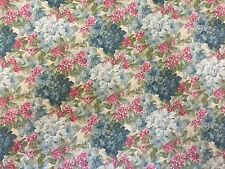 Crowson 'Bella' Floral Curtains.Screen Print. Very Pretty-Ideal for Vintage Home