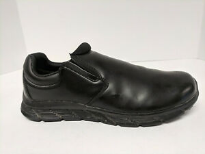 Shoes for Crews Cater II Work Shoes, Black, Mens 8 M