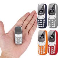 KLEINSTES MINI HANDY TELEFON BLUETOOTH KEIN SIMLOCK PHONE DUALBAND GSM DUAL SIM