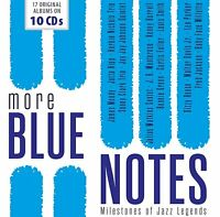 BLUE NOTES VOL.2 - JAMES MOODY AND THE MODERNISTS/CURTIS FULLER/+ 10 CD NEUF