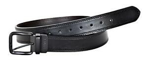 Levi's Men's 40MM Wide Reversible Casual Jeans leather Belt Black Brown