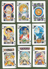 RARE Playing Cards fortune telling Angel Japan special horoscope deck + sp box