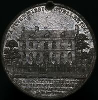 1842   Baptist Missionary Society Jubilee Medal   Medals   KM Coins