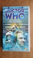 Doctor Who - Four To Doomsday (VHS, 2001)