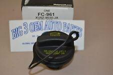 Ford Mustang Lincoln Mercury Black Motorcraft Fuel Tank CAP new OEM XU5Z-9030-JA