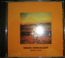 DIEGO VERDAGUER CD Estoy Vivo NEW and sealed con LA LADRONA y CORAZON DE PAPEL