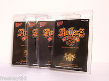 Hoppin Hydros 1/24 scale Mini Lowrider Car Club Plaque ROLLERZ ONLY 4 pcs Models