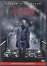 Dvd - RIFLESSI DI PAURA