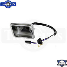 67 Camaro Rally Sport RS Turn Light Signal Parking Lamp Housing Reflector - LH