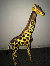 BRAND NEW  Hard plastic animal figure MEDIUM GIRAFFE (FEMGIR)