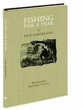 FISHING FOR A YEAR, JACK HARGREAVES'  CLASSIC FISHING BOOK, Medlar Press Edition