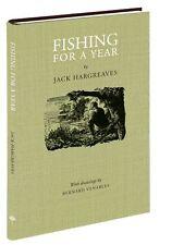 FISHING FOR A YEAR, Jack Hargreaves - Medlar Press - CLASSIC FISHING BOOKS