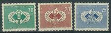 DDR Briefmarken 1960 Schach- Olympiade Mi 786 bis 788 **