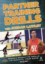 Partner Training Drills Jordan Lawley Basketball Coaching Dvd - New