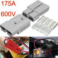 4pcs 175 Amp Batterie Verbindung Stecker + 2pcs Schutzkappe Staubschutzkappe