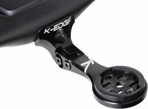 K-EDGE Garmin Madone Integrated Mount Black