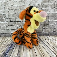 "Vintage Disney 11"" Tigger Plush Stuffed Animal Toy - Winnie The Pooh - 12"" Tail"