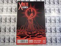X-Men Legacy (2012) Marvel - #2, 1:50 Variant CVR, Legion, Spurrier/Huat, NM-