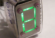 1 x ITS1A ITS1-A UNIC EXTREME ULTRA RARE NIXIE TUBE RealGreen