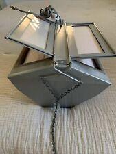 Thomas Duplex Super SafeLight Darkroom Light w/ Bulb And New Filters