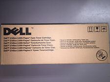 Dell 2145cn Toner Cyan  Dell P586K  Dell 593-10373