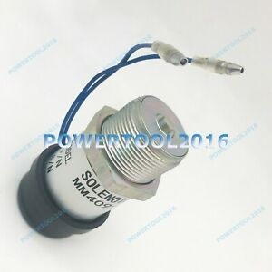 New Flame Solenoid Valve for Mitsubishi S3L S3L2-E2 S4L S4L2 L2E K4E K4F K3M K4M
