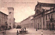 # ACQUI: PIAZZA S. FRANCESCO E CASERMA 23 ARTIGLIERIA