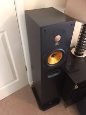 703 PMC Monitor Audio Speakers - Pair Black and Bronze