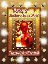 Ripley's Believe It Or Not! Prepare To Be Shocked (ANNUAL), Ripley?s Believe It