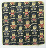 London Bear  Design Tapestry Cushion Cover Signare - Set of 2 Matching Covers