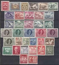 WWII 3rd Reich 1943 COMPLETE YEAR MINT!!!