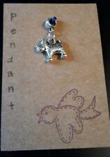 Scottie Dog pendant tibetan silver