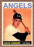 Chuck Connors '51 Los Angeles Angels Monarch Corona Private Stock #12 NM cond