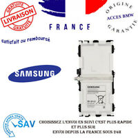 Batterie NEUVE original Samsung GALAXY TAB S 10.5 Pile EB-BT800FBE Pour SM-T800