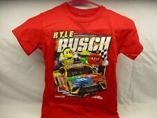 Kyle Busch #18 M-Ms Youth Officially Licensed Drivers T-Shirt