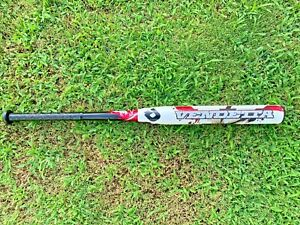 "DeMarini Vendetta Rails C6 Fast Pitch 33""/21 Oz Softball Bat composite ASA USSSA"