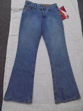 New Mudd Blue Jeans Flare Bell Bottoms Denim Junior 11 31X33 4PM959