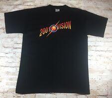 Queen - Genuine Official 2001 Fan Club Convention T-shirt (Flash Gordon) Rare