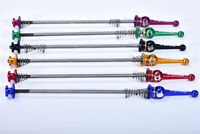 Titanium alloy Quick Release Skewers For Mountain Road Bike Bicycle Skewer 1Pair