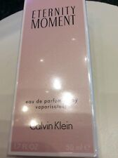 "Brand New Sealed In Box ""Eternity Moment"" Eau de Parfum""by Calvin Klein 50 ml."