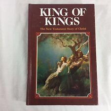 King of Kings New Testament Story of Christ Eldin Ricks Gospels Harmony Mormon