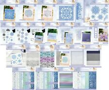 Crafters Companion - Glittering Snowflake - SARA SIGNATURE COLLECTION Christmas