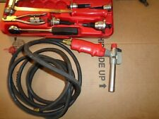 ROTHENBERGER PIPE TEE EXTRACTOR SET TUBE EXPANDER 1.1000,,,,MULTI FIRE TORCH