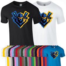 NINJASHYPER Ninja Tshirt Youtuber PUBG Adults Kids Fortnite Gamer Battle Royale
